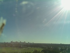 Sydney 2016 May 27 10:38 (ccrc_weather) Tags: morning sky outdoor sydney may australia automatic kensington unsw weatherstation 2016 aws ccrcweather