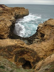 DSC06858 (Kate Hedin) Tags: ocean road bridge sea cliff london beach water rock arch pacific great australia melbourne arches victoria grotto twelve apostles formations the