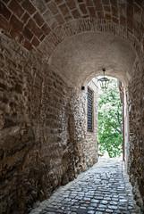 cunicoli. (Michela Miketosk Marcucci) Tags: village rimini fortress hamlet rocca emiliaromagna sanleo miketosk miketoskcom michelamarcucci michelamiketoskmarcucci