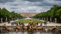 Si Versailles m'tait cont.... (Philippe PARQUIC) Tags: flickr versailles parc jardins chateaux facebook2016