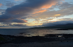 Sunset over the Solway Firth (prof@worthvalley) Tags: solway firth