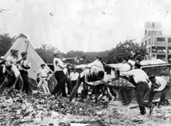 Bonus Army marchers confront the police, 1932 [1024  756] #HistoryPorn #history #retro http://ift.tt/28KoP6y (Histolines) Tags: history 1932 army police retro timeline bonus 1024 marchers confront  756 vinatage historyporn histolines httpifttt28kop6y