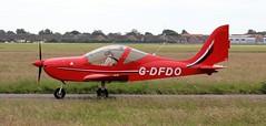 Evektor EV-97 EuroStar G-DFDO Lee on Solent Airfield 2016 (SupaSmokey) Tags: eurostar lee solent airfield 2016 ev97 evektor gdfdo