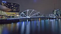 MELBOURNE,  MAY 2016 (16th man) Tags: canon eos newquay australia melbourne docklands vic boltebridge yarrariver vistoria etihadstadium eos5dmkiii