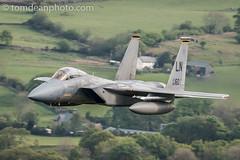USAF F-15C 86-160 (Tom Dean.) Tags: eagle usaf idris cadair machloop f15c