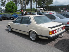 BMW 735i E23 (nakhon100) Tags: cars bmw 7series 745i 7er e23 735i 728i