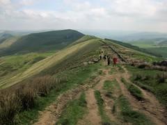 IMG_0379 (backseatsnoozer) Tags: peakdistrict hills valley tor mam ramblers edale errosion