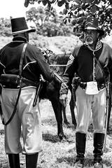 2016-05-28 3rd U.S. Colored Cavalry-2 (jkbyram) Tags: horses horse mississippi nationalpark memorial flag flags civilwar reenactors memorialday vicksburg memorialweekend vicksburgms vnmp 3rduscoloredcavalry
