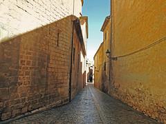 Calle de Girona.2 (Luis M) Tags: calle girona gerona paisajeurbano