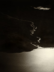 making our own map (birdcloud1) Tags: sea newzealand monochrome river landscape blackwhite release free sandbar canterbury estuary journey aerialphotography themapisnottheterritory rivertosea waiauriver northcanterbury newzealandlandscapes canonsx60hs amandakeogh sx60hs amandakeoghphotography birdcloud1 makingourownmaps