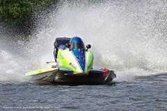 Powerboat GP National Championship at Carr Mill (MarSan Photos) Tags: england sport race boats outdoors boat action unitedkingdom floating competition racing leisure nautical sthelens merseyside gbr outdoorsport carrmilldam accerlerating powerboatgp
