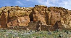 Chaco Culture National Historical Park (Jasperdo) Tags: chacoculturenationalhistoricalpark chacoculture nationalparkservice nps chacocanyon newmexico hungopavi ancestralpuebloans pueblo ruins