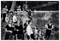 2016-06-29_181335000_B1911_iOS (alberto pizzoli) Tags: street city people urban blackandwhite italy rome blakandwhite cityscape urbandecay citylife streetphotography streetlife urbanexploration streetphoto urbanscene streetpho streetphotobn