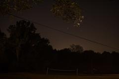 Stars Over Millbrook, Illinois #2 (Pejamane) Tags: light summer bulb canon illinois long exposure astro pollution 24mm 70d