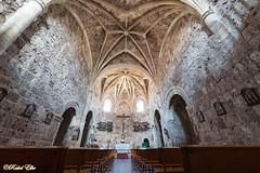Santa Mara de la Asuncin (akel_lke ) Tags: espaa architecture spain arquitectura nikon europa europe iglesia raquel espagne elke rakel gotico bveda gotica d300s nikond300s rakelelke raquelelke rakelmurcia objetivo18200mm nikkor18200