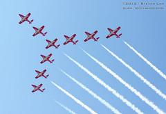 DSC_3285 (slamto) Tags: aircraft cne airshow cias canadianforcessnowbirds
