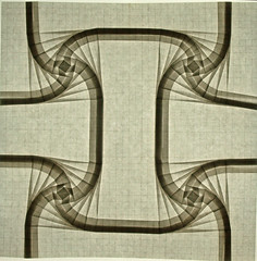 Hanoi Tower tessellation (mganans) Tags: origami tessellation squaretwist