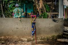 The Rest of the Devil... (Jos Pestana) Tags: southamerica america dance mask folk danza venezuela sony folklore disfraz mascara tradition amerika cultura tradicin celebracin diablos chuao fotografa suramerica ocano airelibre folclore lossantos religin ocanoatlntico sudamrica suramrica amricadelsur aragua americadelsur venecuela corpuschisti  venetsueela americaamrica   amrika venezyela sonynex  sonynex6  jospestana    venezwela venetiola   diablosdanzantesdechuao