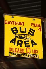 Bayfront - Burlington 4 (BladDad) Tags: bus signage streetcar