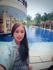 2016.6.22 Swimming Pool @ Henann Garden Resort (amydon531) Tags: trip travel family justin baby cute boys pool kids sisters swimming garden island toddler brothers philippines resort boracay jarvis bffs   henann