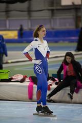 A37W0410 (rieshug 1) Tags: ladies sport skating worldcup groningen isu dames schaatsen speedskating kardinge 1000m eisschnelllauf juniorworldcup knsb sportcentrumkardinge worldcupjunioren kardingeicestadium sportstadiumkardinge