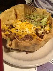 "Taco Salad at Margarita's • <a style=""font-size:0.8em;"" href=""http://www.flickr.com/photos/109120354@N07/27754679582/"" target=""_blank"">View on Flickr</a>"