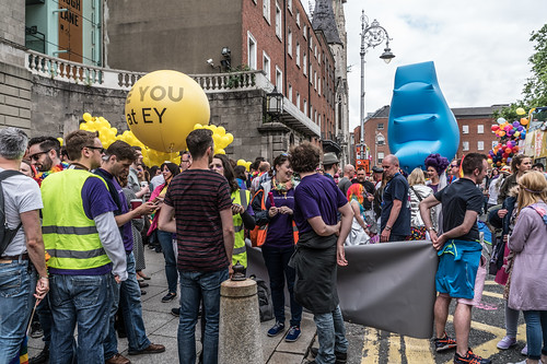 PRIDE PARADE AND FESTIVAL [DUBLIN 2016]-117985
