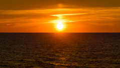 Scandinavian Sunset (dietmar-schwanitz) Tags: light sunset orange sun color colour yellow gold licht sonnenuntergang skandinavien balticsea gelb scandinavia sonne farbe ostsee lightroom dietmarschwanitz nikond750 nikonafsnikkor24120mmf40ged