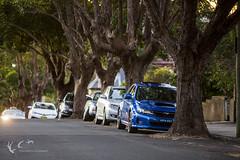 2011 Impreza WRX (Rohan Anderson Photography) Tags: blue car matrix metal gun body wheels wide australia turbo anderson subaru hatch impreza wrx rohan wr hatchback widebody ultrex