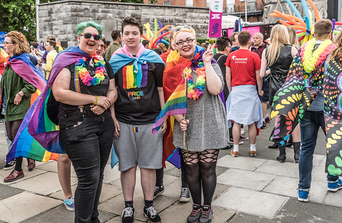 PRIDE PARADE AND FESTIVAL [DUBLIN 2016]-118023