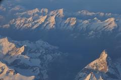 the matterhorn viewed from above (eikzilla) Tags: alps schweiz switzerland matterhorn