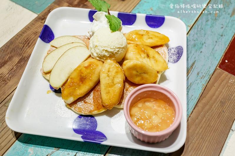 台北東區下午茶鬆餅屋