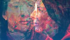 When The Artist Is Present (JangoFeldman) Tags: photomanipulation photoshop effects artist surrealism surreal textures layers homage surrealistic googleimages marinaabramovic awardtree personalispolitical picmonkey jangofeldman