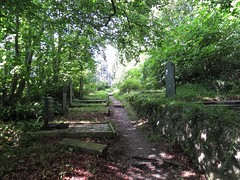 IMG_2222 (Andy panomaniacanonymous) Tags: 20160705 cymru llanfairpwllgwyngyllgogerychwyrndrobwllllantysiliogogogoch northwales photostream llanfairpwllgwyngyll nwales stmaryschurch eglwysysantesfair graves graveyard ggg church ccc