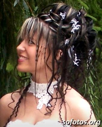 Penteados para noiva 202