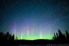 May Northern Lights (Bryan Hansel) Tags: lake minnesota mn northernlights auroraborealis northwoods
