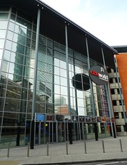 Cineworld West India Quay, Canary Wharf, E14 (Ewan-M) Tags: england london poplar cinemas docklands canarywharf e14 westferry isleofdogs westindiaquay rgl cineworld londonboroughoftowerhamlets hertsmereroad cineworldwestindiaquay