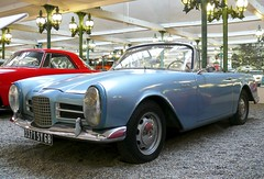 Facel Vega Facel III Cabrio 1963 blue vlt (stkone - On vacation!) Tags: auto old france classic cars car museum french frankreich classiccar automobile foto fotografie francaise antique alt cit voiture muse musee collection coche alsace older historical oldtimer frankrijk francia classiccars elsass clasico schlumpf ancienne ancien mulhouse classique sammlung elzas vhicule automobiel alsacia schlumpfcollection citdelautomobile museenational collectionschlumpf citedelautomobile musenational