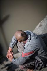 Mourning (Tommaso Meli) Tags: nepal portrait eos death mourning cast kathmandu hinduism reportage pashupatinath ghat samskara ef135f2l ritrattto earthasia tommasomeli 5dmarkiii wwwtommasomelicom
