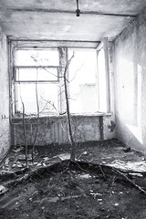 Bedroom at Pripyat hotel (MoraTilTordis) Tags: radiation ukraine disaster second chernobyl pripyat   pripyathotel