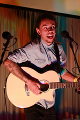 Singer-Songwriter (DaveMcKFlit) Tags: new music centre bedfordshire rufus flitwick