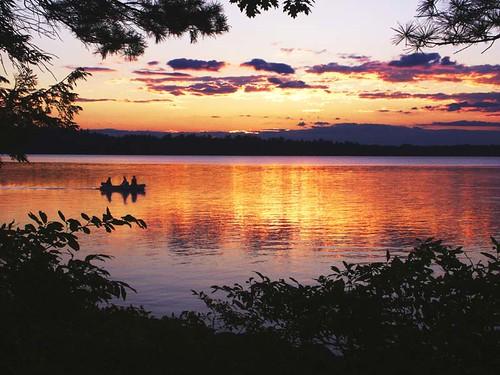 Clary Lake Sunset