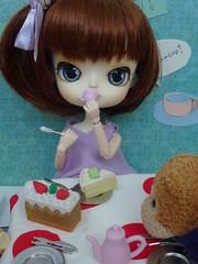 Teaparty/Snack Time!-Lifestyle (DNTM) (Pandaz - (◕‿◕)~♥) Tags: cake tea teaparty