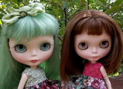 Willow and Bronwyn