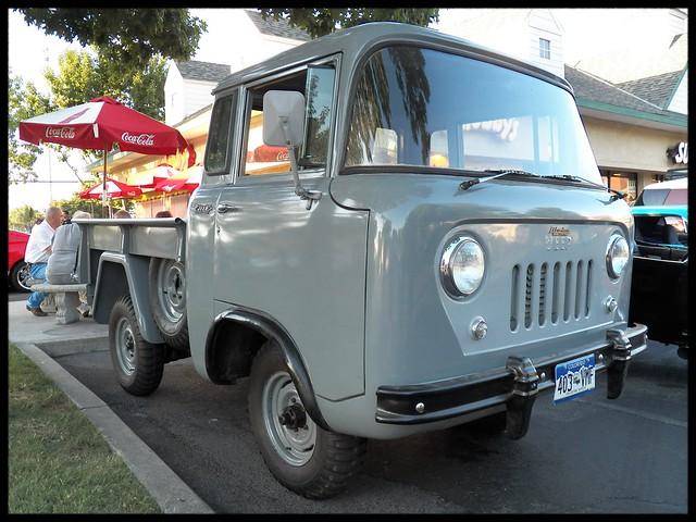 auto classic car truck vintage jeep pickup 150 fc rare fc150