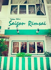 อาหารเวียดนามแนะนำ ร้านไซง่อน ริมไทร สุขุมวิท 65