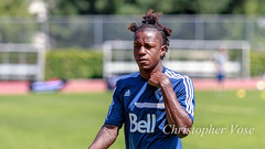 Darren Mattocks (The Vancouver Herald) Tags: canada vancouver training football britishcolumbia soccer burnaby dominion cascadia mls majorleaguesoccer 2013 associationfootball westernconference swangardstadium dominionofcanada trainingsessions vancouverwhitecapsfc darrenmattocks vwfc