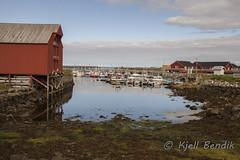 Andenes, Port (kjellbendik) Tags: norge transport himmel ferie bt andenes bl nordland 2013 byggning naturoglandskap
