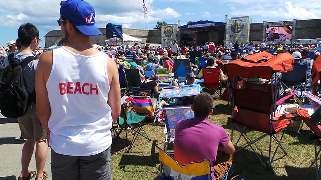 BEACH: Newport Jazz Festival 2013