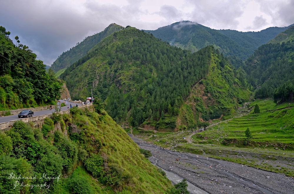 Nathiagali Road Abbottabad Shehzaad Maroof Khan Tags Pakistan Mountain Love Nature River